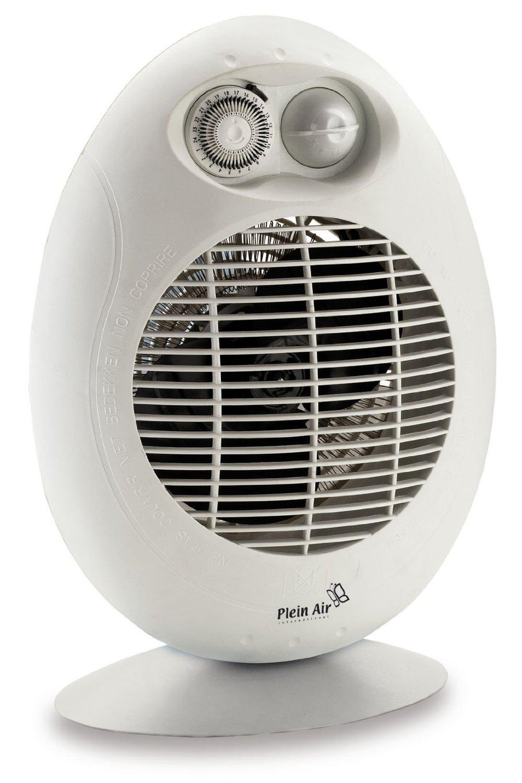plein air termoventilatore stufetta 2000w stufa riscaldamento bagno timer tv at