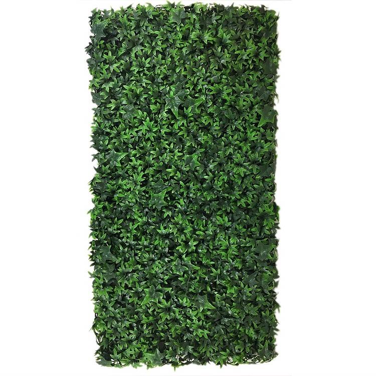 Finta Siepe In Plastica.Siepe Finta Artificiale Per Giardino Balcone Recinzione 50x100 Cm