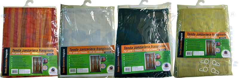 Tenda zanzariera per porta finestra terrazzo veranda 150x250 anti mosche zanzare ebay - Tenda per porta finestra ...