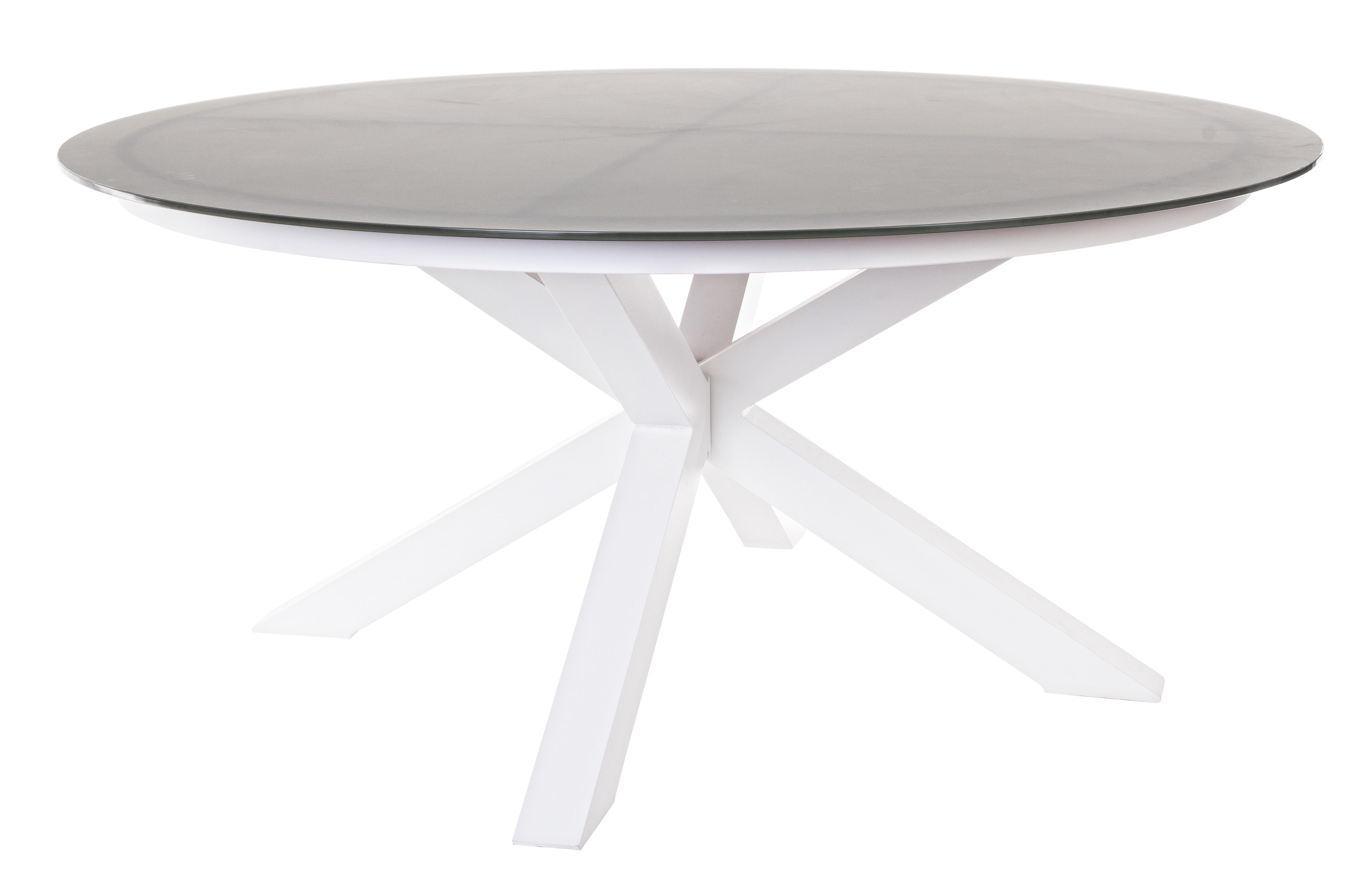 bizzotto tavolo tondo rotondo russel diametro 160 cm h75