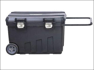 Stanley cassettone trolley baule 76x49x48cm porta attrezzi - Cassetta porta attrezzi stanley con ruote ...
